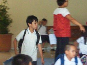 @ school foyer