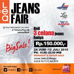 Lea Jeans Fair 2015
