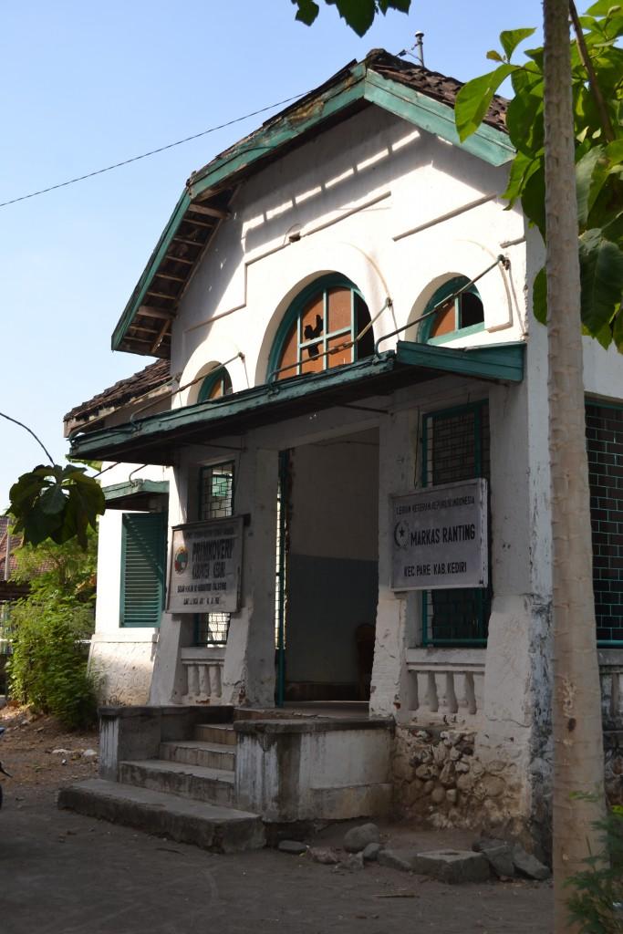 bangunan lama di Pare