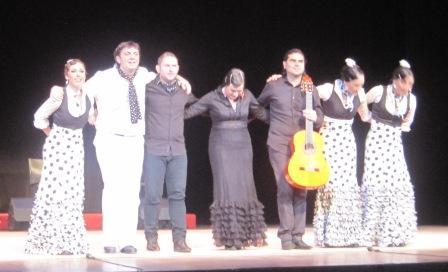 Pertama Kali : Menonton Pertunjukan Flamenco di Gedung Kesenian Jakarta