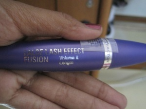 mascara Max Factor False Lash Effect Fusion Rp. 160.000