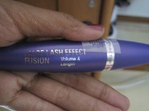 mascara Max Factor False Lash Effect Fusion Rp. 160.000