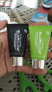 GlamGlow tube YouthMud & PowerMud