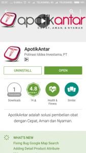 ApotikAntar oleh Polinasi Iddea Investama
