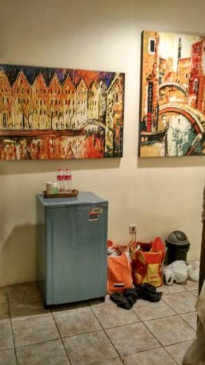 bawaan & lukisan