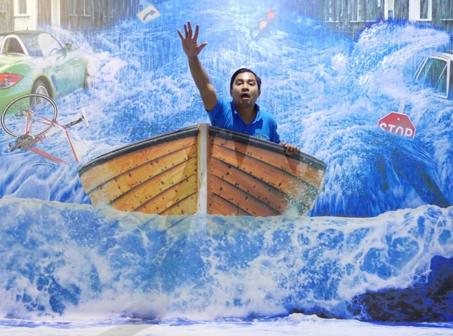 kebanjiran CIliwung