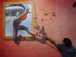 vivi dan spiderman